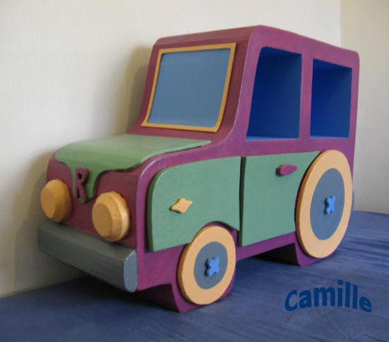 Faire des meubles en carton cartonrecup - Comment fabriquer un meuble en carton ...