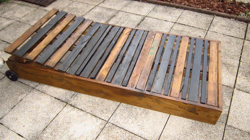 Que faire avec des palettes de bois cartonrecup - Que peut on faire avec des palettes ...