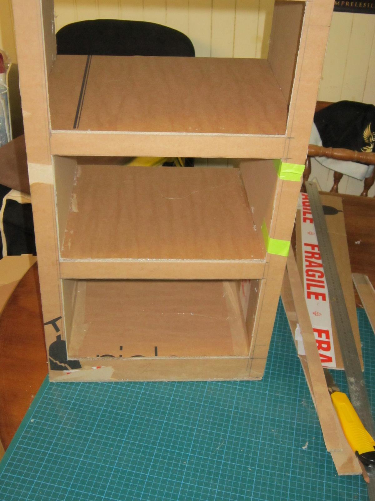 communique de presse meubles en carton cartonrecup. Black Bedroom Furniture Sets. Home Design Ideas