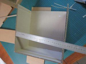 facade arriere du tiroir