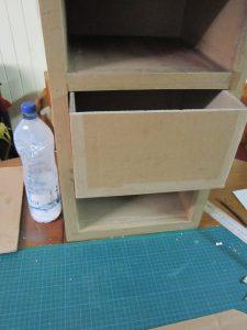 fin du tiroir