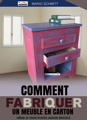 e book meuble en carton cartonrecup. Black Bedroom Furniture Sets. Home Design Ideas
