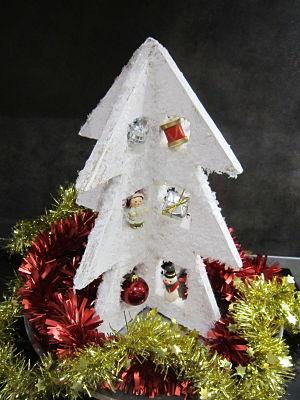 Sapin De Noel Decoration En Recycl Ef Bf Bd