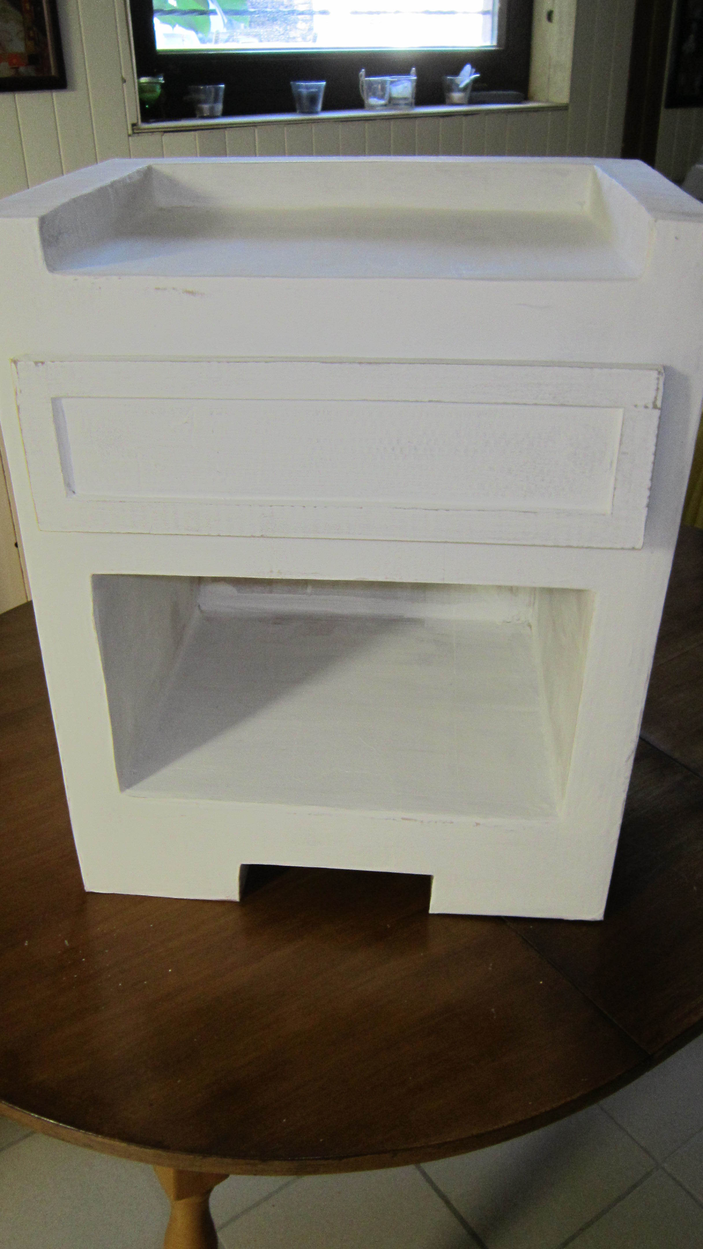 tutoriel meuble en carton cartonrecup. Black Bedroom Furniture Sets. Home Design Ideas