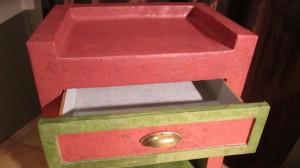 fraise pistache tiroir