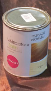 Vitificateur aquarethane