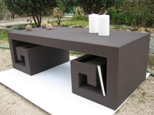 la fabrication de meuble en carton par mariekrtonne. Black Bedroom Furniture Sets. Home Design Ideas