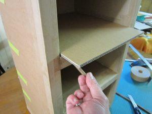 tracage du tiroir