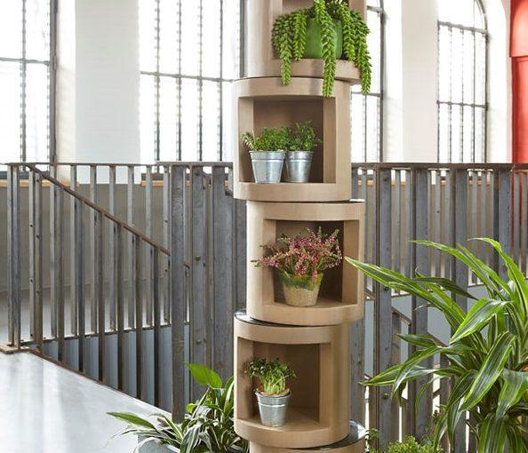 Souvent 12 créations et meubles en carton - CARTONRECUP YP74