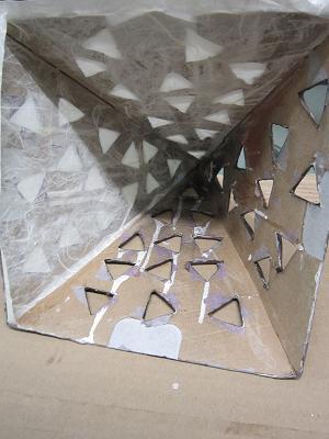 collage de papier
