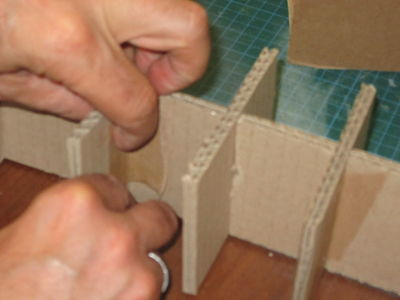 Faire Des Meubles En Carton   Cartonrecup
