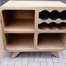 faire un stage de meuble en carton tude de cas
